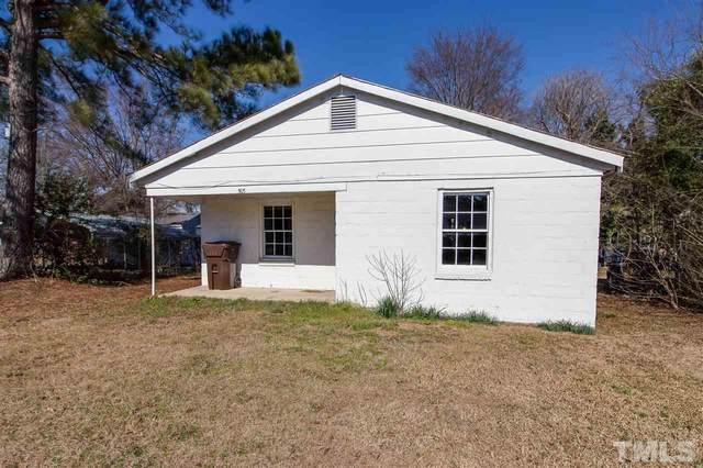 505 E Canary Street, Dunn, NC 28334 (#2368862) :: Triangle Top Choice Realty, LLC