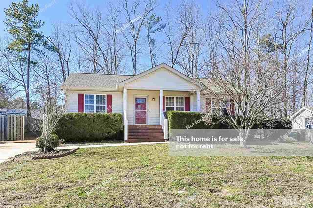 116 Holly Mountain Road, Holly Springs, NC 27540 (#2368863) :: Triangle Top Choice Realty, LLC