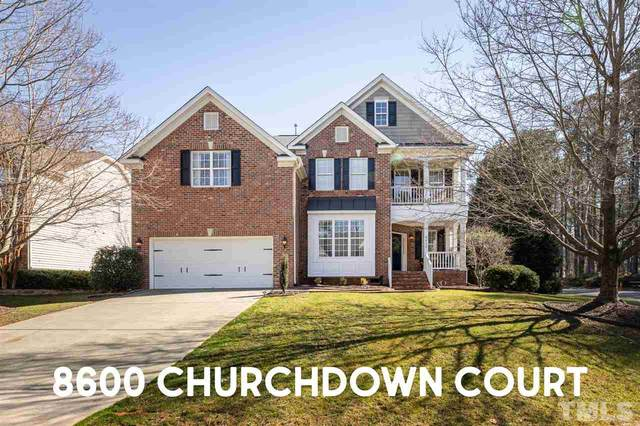 8600 Churchdown Court, Raleigh, NC 27613 (#2368878) :: Spotlight Realty