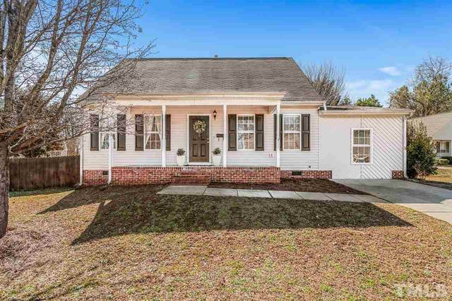 105 Red Feather Court, Holly Springs, NC 27540 (#2368882) :: Triangle Top Choice Realty, LLC