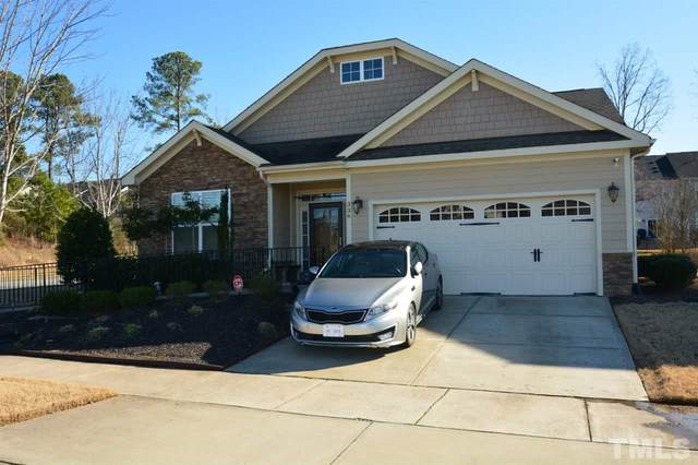 336 King Lear Lane, Morrisville, NC 27560 (#2368885) :: M&J Realty Group