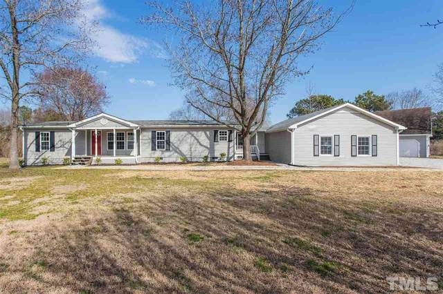 5080 Thanksgiving Fire Road, Zebulon, NC 27597 (#2368894) :: Triangle Top Choice Realty, LLC
