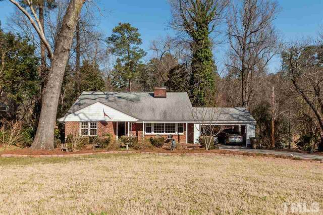 310 Woodland Drive, Wake Forest, NC 27587 (#2368901) :: Triangle Top Choice Realty, LLC