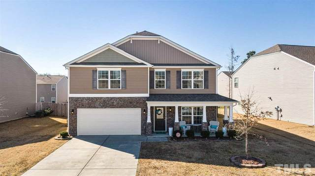 1113 Raven Perch Drive, Wendell, NC 27591 (#2368911) :: Real Estate By Design