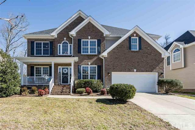 1125 Crystalwater Drive, Fuquay Varina, NC 27526 (#2368918) :: Choice Residential Real Estate