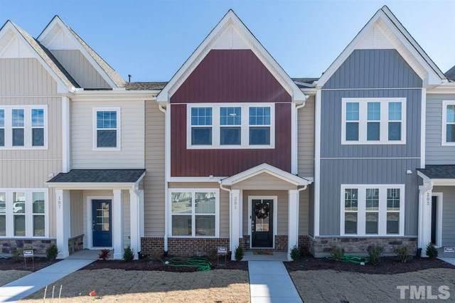 201 Amethyst Way, Durham, NC 27703 (#2368926) :: Choice Residential Real Estate