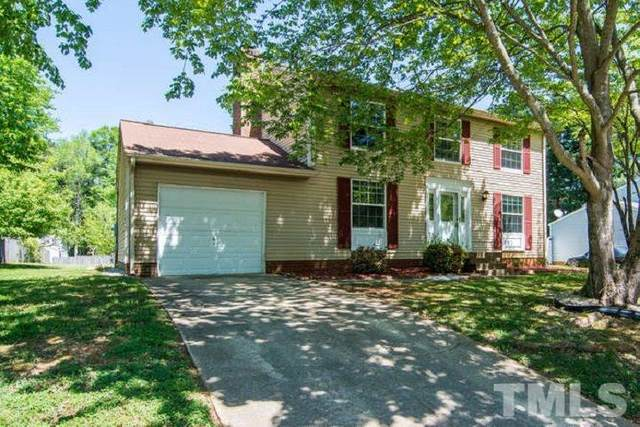 405 Electra Drive, Cary, NC 27513 (#2368969) :: Choice Residential Real Estate
