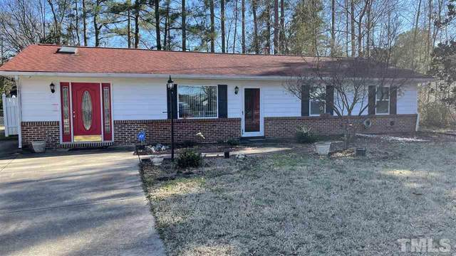 1617 Cameron Drive, Wake Forest, NC 27587 (MLS #2368974) :: On Point Realty