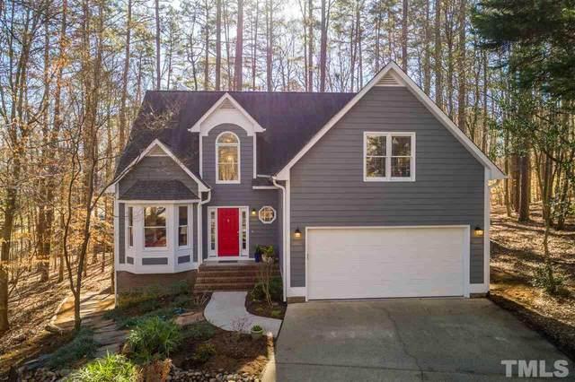 214 Wild Oak Lane, Carrboro, NC 27510 (#2368979) :: Rachel Kendall Team