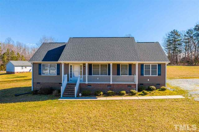 171 Evergreen Drive, Roxboro, NC 27574 (#2368981) :: Real Properties