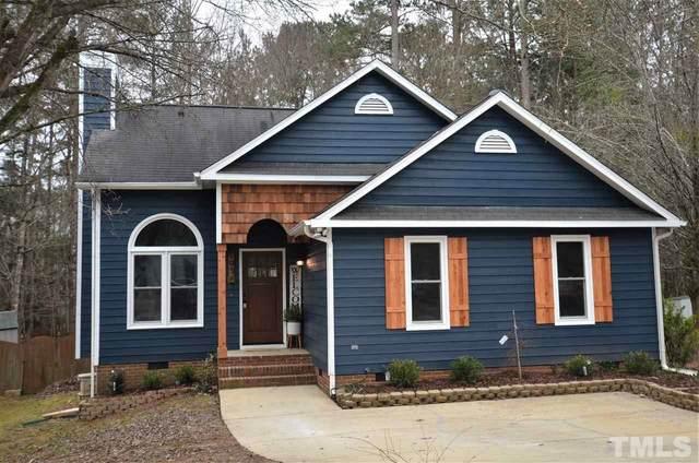 105 Melksham Road, Wake Forest, NC 27587 (#2368991) :: Real Properties