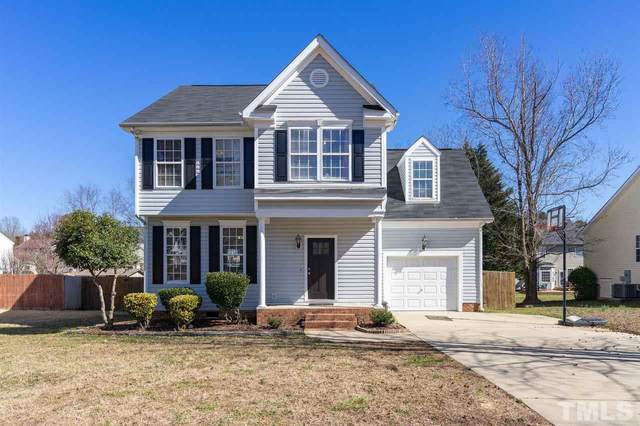 108 Holly Bay Lane, Holly Springs, NC 27540 (#2369004) :: The Jim Allen Group