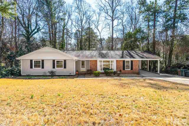 1029 Manchester Drive, Cary, NC 27511 (#2369007) :: Raleigh Cary Realty