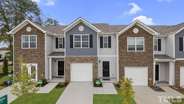 1105 Banworth Court #64, Mebane, NC 27302 (#2369016) :: The Jim Allen Group