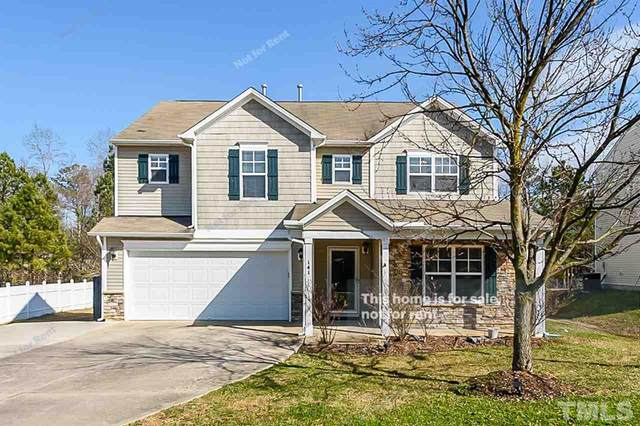 141 Oakton Ridge Place, Garner, NC 27529 (#2369028) :: The Beth Hines Team