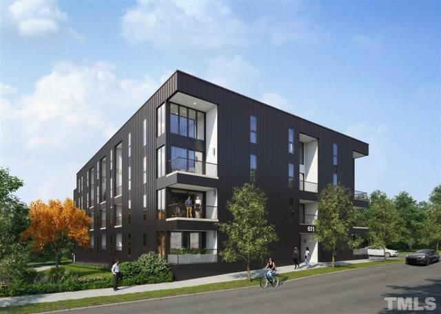 611 W South Street #104, Raleigh, NC 27603 (#2369032) :: Real Estate By Design