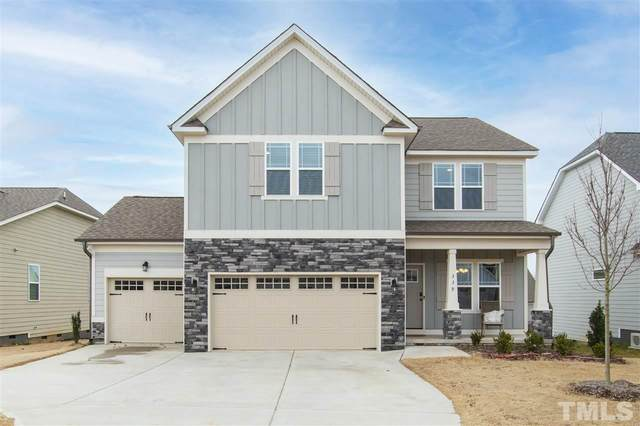 339 Airedale Trail, Garner, NC 27529 (#2369077) :: The Jim Allen Group