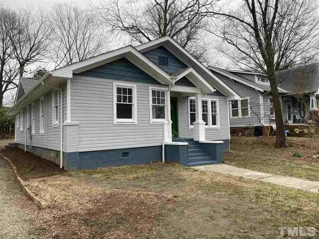 905 Shepherd Street, Durham, NC 27701 (#2369122) :: Triangle Top Choice Realty, LLC