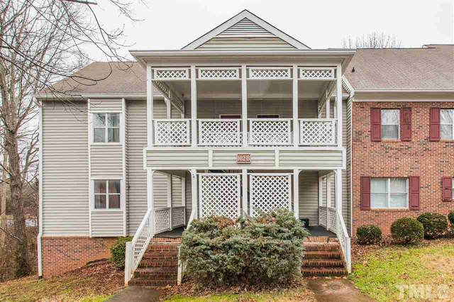 102 Choptank Court B1, Cary, NC 27513 (#2369132) :: Saye Triangle Realty