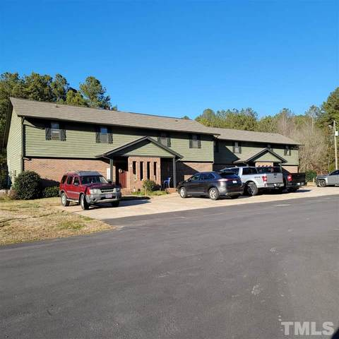1 & 21 Carriage Circle, Louisburg, NC 27549 (#2369136) :: Real Estate By Design