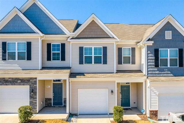 8913 Commons Townes Drive, Raleigh, NC 27616 (#2369140) :: Real Properties