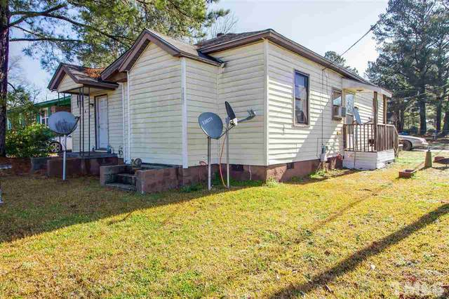 909 S Mckay Avenue, Dunn, NC 28334 (MLS #2369151) :: On Point Realty