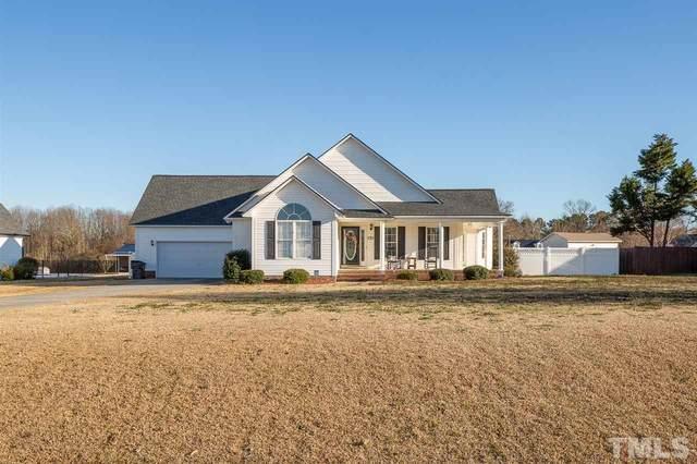 170 Hawley Ridge Drive, Dunn, NC 28334 (#2369201) :: Choice Residential Real Estate