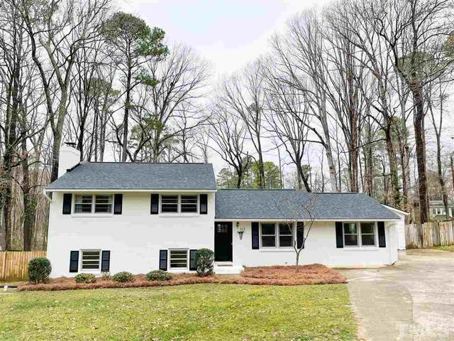 219 Marilyn Circle, Cary, NC 27513 (#2369210) :: Saye Triangle Realty