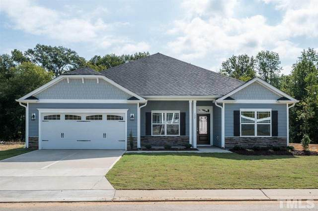 20 Raptor Drive Lot 64, Smithfield, NC 27577 (#2369259) :: Choice Residential Real Estate