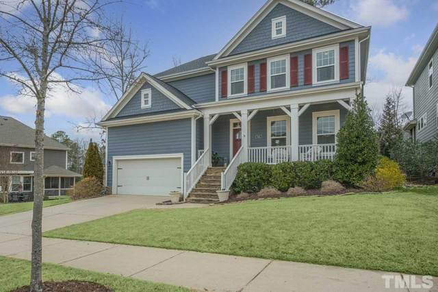 305 King Oak Street, Holly Springs, NC 27540 (#2369280) :: The Jim Allen Group