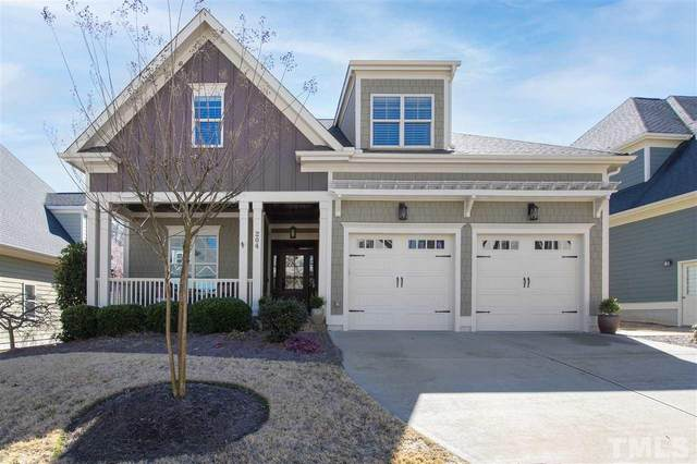 204 Kinsale Drive, Chapel Hill, NC 27517 (#2369316) :: Real Properties