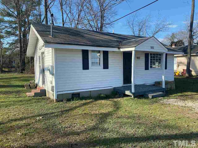 903 N Fayetteville Avenue, Dunn, NC 28334 (#2369321) :: The Perry Group