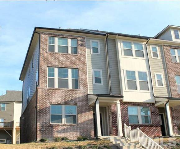 1401 Town Home Drive, Apex, NC 27502 (#2369322) :: The Perry Group