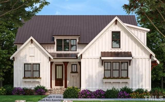 499 Thompson Street, Pittsboro, NC 27312 (#2369325) :: The Jim Allen Group