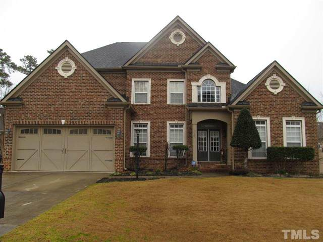 3725 Amberwine Lane, Wake Forest, NC 27587 (#2369343) :: Choice Residential Real Estate