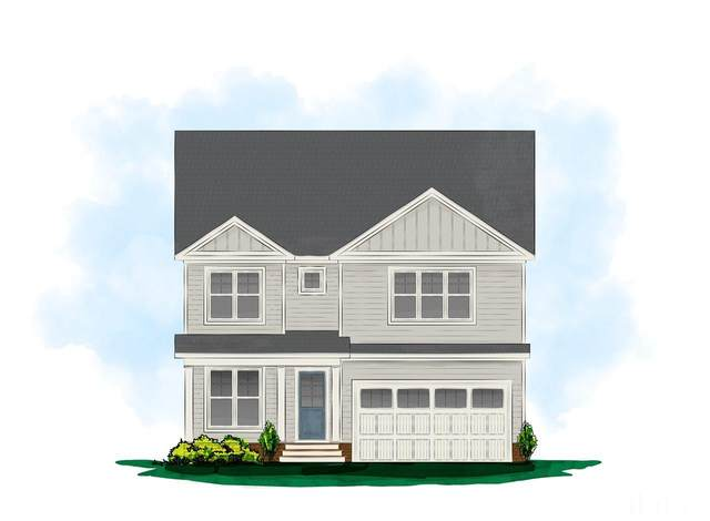 405 Wyndham Drive, Chapel Hill, NC 27516 (MLS #2369350) :: The Oceanaire Realty