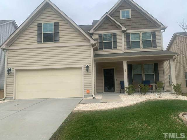 107 Snowy Egret Court, Durham, NC 27704 (MLS #2369354) :: On Point Realty