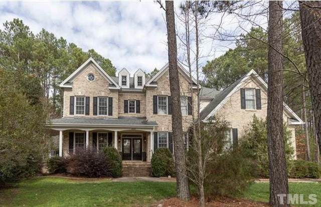 10004 Crystal Cove Court, Chapel Hill, NC 27517 (#2369355) :: The Jim Allen Group
