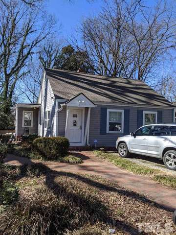 511 Pritchard Avenue, Chapel Hill, NC 27516 (#2369381) :: Triangle Just Listed