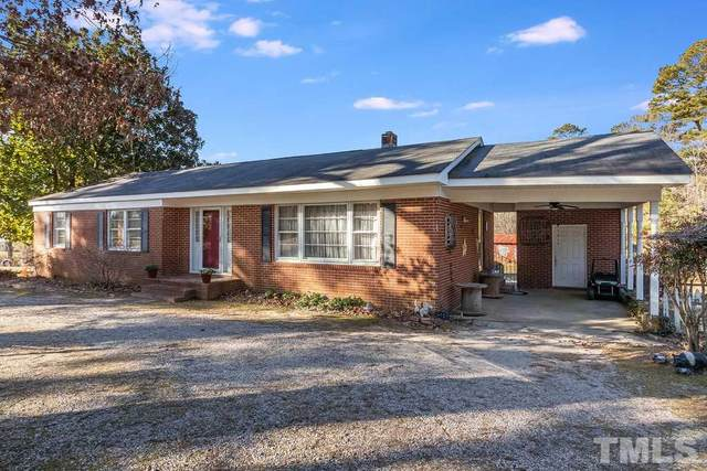5065 Dorsey Road, Oxford, NC 27565 (MLS #2369384) :: The Oceanaire Realty