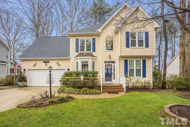 2409 Fordcrest Drive, Apex, NC 27502 (#2369394) :: Sara Kate Homes