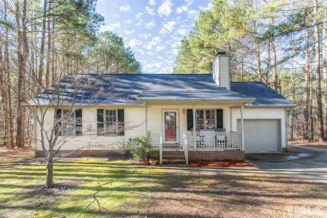 112 Fox Run Road, Youngsville, NC 27596 (#2369402) :: Choice Residential Real Estate