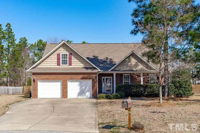 112 Teakwood Court, Lillington, NC 27546 (#2369440) :: Steve Gunter Team
