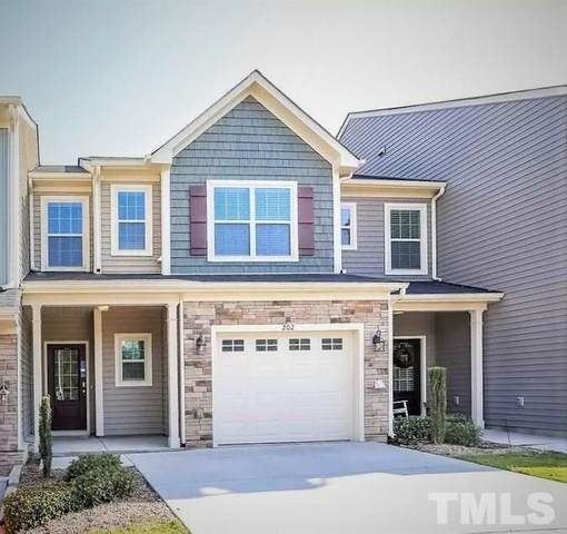202 Cypress Hill Lane, Holly Springs, NC 27540 (#2369450) :: The Results Team, LLC