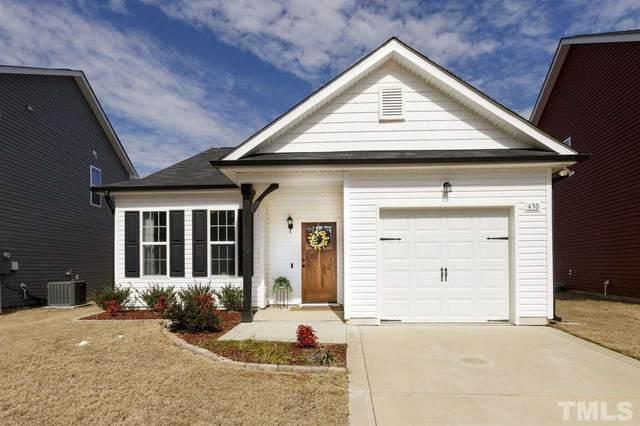 430 Crawford Parkway, Clayton, NC 27520 (MLS #2369455) :: The Oceanaire Realty