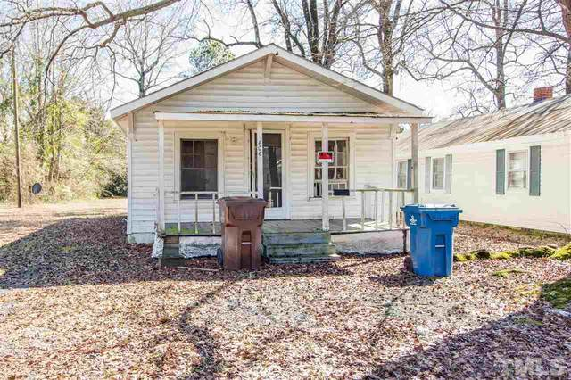606 N King Avenue, Dunn, NC 28334 (#2369462) :: The Rodney Carroll Team with Hometowne Realty