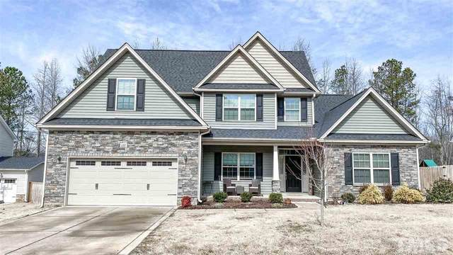 132 Foxtail Court, Clayton, NC 27520 (MLS #2369479) :: The Oceanaire Realty