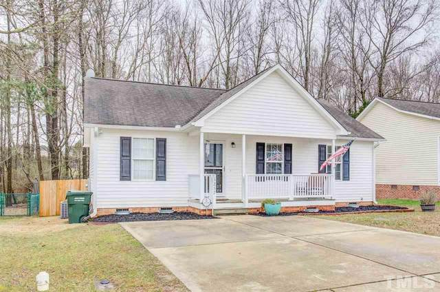 1257 Grovewood Drive, Clayton, NC 27520 (MLS #2369484) :: The Oceanaire Realty