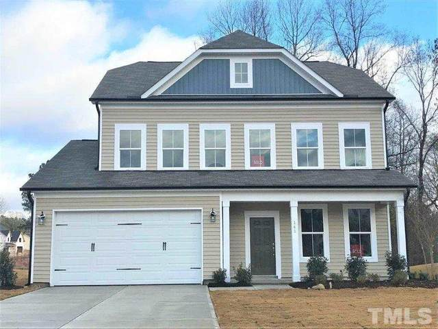 313 Sailor Way, Fuquay Varina, NC 27526 (#2369486) :: Choice Residential Real Estate