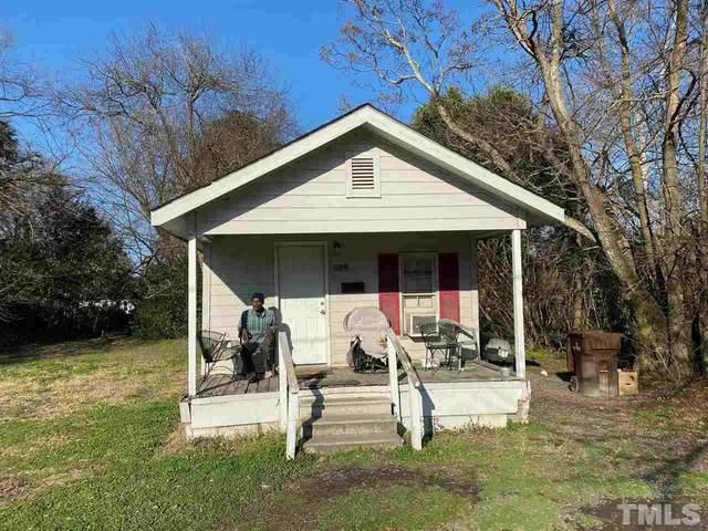 509 E Vance Street, Dunn, NC 28334 (#2369507) :: Sara Kate Homes